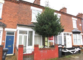 Thumbnail 3 bed terraced house for sale in Duxbury Road, Off Uppingham Road, Leicester