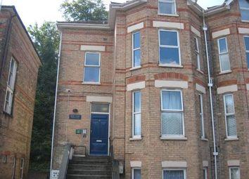 Thumbnail Studio to rent in Wootton Gardens, Bournemouth