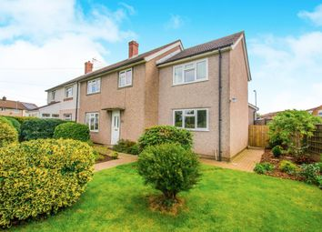 Thumbnail 4 bed semi-detached house for sale in Channel View, Bulwark, Chepstow