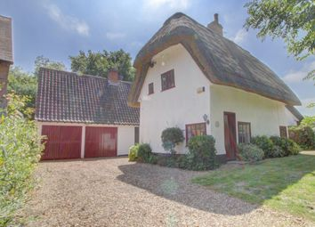 Thumbnail 3 bed cottage for sale in High Street, Croxton, St. Neots