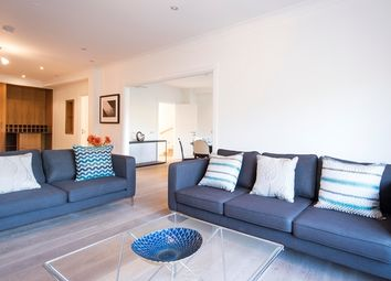 Thumbnail 4 bed flat to rent in Park Road, St Johns Wood