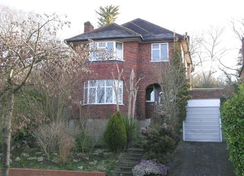 Thumbnail 3 bed detached house for sale in Northwood Way, Northwood