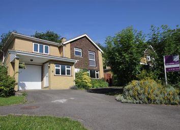 Thumbnail 4 bedroom detached house for sale in Broomfield Road, Tilehurst, Reading