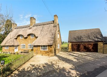 Thumbnail 4 bed detached house for sale in Main Road, Thenford, Banbury, Oxfordshire
