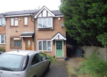 Thumbnail 2 bed property for sale in Chaucer Close, Birmingham, West Midlands