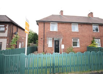 Thumbnail 2 bedroom semi-detached house to rent in Smith Street, Mansfield, Nottinghamshire