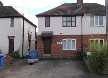 Thumbnail 1 bedroom flat to rent in Matson Road, Ipswich
