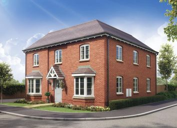 """Thumbnail 4 bed detached house for sale in """"Eden"""" at Stockton Road, Long Itchington, Southam"""