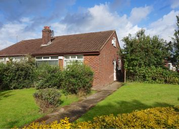 Thumbnail 2 bed semi-detached bungalow for sale in Wood Street, Manchester