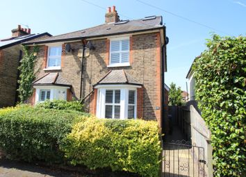 Thumbnail 3 bed semi-detached house for sale in Spencer Road, Cobham