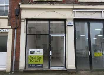 Retail premises to let in Triumph Court, Union Street, Luton LU1