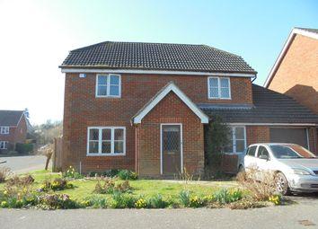 Thumbnail 4 bed detached house for sale in Farleys Way, Peasmarsh, Rye