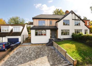 Thumbnail 6 bed semi-detached house to rent in Rickman Hill, Chipstead, Coulsdon