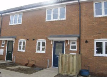 Thumbnail 2 bed terraced house to rent in Maple Lodge Close, Maple Cross, Rickmansworth Herts