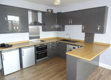 Thumbnail 2 bed flat to rent in Harold Court Road, Harold Wood