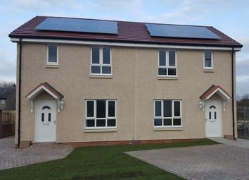 Thumbnail 3 bed semi-detached house for sale in Phase 3, Blythewood Terrace, Falkirk
