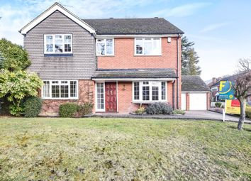 Thumbnail 5 bed detached house to rent in Fringewood Close HA6,