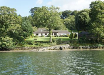 Thumbnail 6 bedroom detached house for sale in Helford River Waterside, Budock Vean, Mawnan Smith Porth Navas Creek