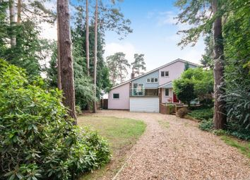 Thumbnail 4 bedroom property to rent in Goldney Road, Camberley