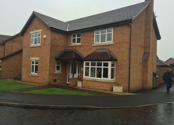 Thumbnail 5 bed detached house to rent in Hedworth Gardens, St. Helens
