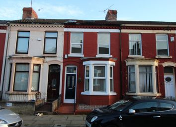 Thumbnail 5 bed terraced house to rent in Errol Street, Aigburth