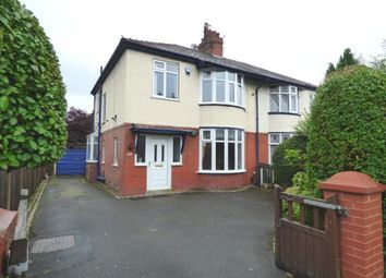 Thumbnail 3 bed semi-detached house for sale in Watling Street Road, Fulwood, Preston, Lancashire