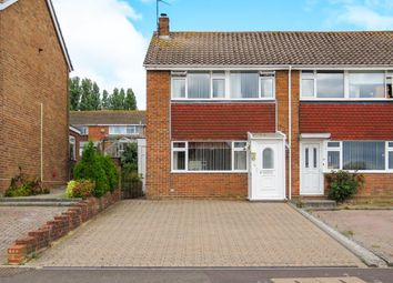 Thumbnail 3 bed end terrace house for sale in Bucklers Mead Road, Yeovil
