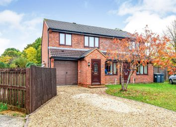 Thumbnail Semi-detached house for sale in Wiltshire Way, Westbury