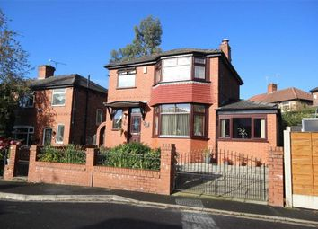 Thumbnail 3 bedroom detached house for sale in Cranford Close, Swinton, Manchester