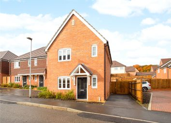 Thumbnail 3 bed detached house for sale in Heighes Drive, Alton, Hampshire