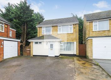 Thumbnail 3 bedroom detached house for sale in Stoneways Close, Luton