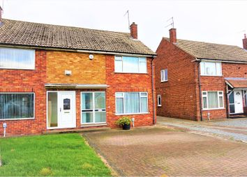 Thumbnail 3 bed semi-detached house for sale in Orchard Park Road, Hull