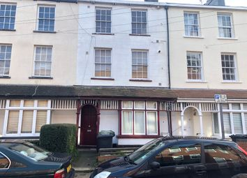 1 bed maisonette to rent in Longbrook Terrace, Exeter EX4