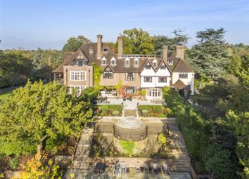 Thumbnail 7 bed property for sale in Yaffle Road, St. George's Hill, Surrey