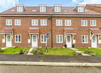 Thumbnail 4 bed terraced house for sale in Morgan Drive, Whitworth, Spennymoor