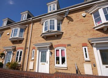Thumbnail 4 bedroom terraced house for sale in Lodge Road, Kingswood, Bristol