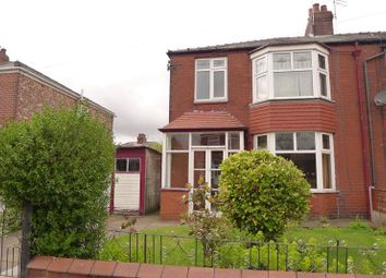 Thumbnail 3 bedroom semi-detached house for sale in Orme Avenue, Salford No Chain, Modern Method Of Auction