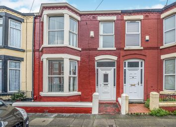 3 bed terraced house for sale in Claremont Road, Wavertree, Liverpool L15