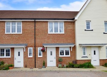 Thumbnail 2 bed terraced house to rent in Mackintosh Drive, Bognor Regis