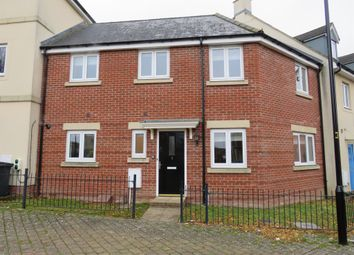 Thumbnail 3 bed terraced house for sale in Sherbourne Drive, Old Sarum, Salisbury