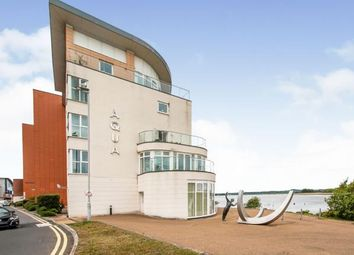 Thumbnail 2 bed flat for sale in Aqua, Lifeboat Quay, Poole