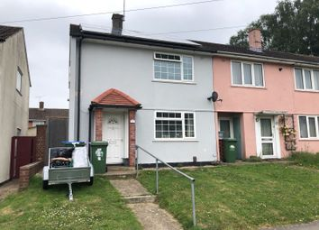 Thumbnail 2 bed end terrace house for sale in Colne Avenue, Millbrook, Southampton