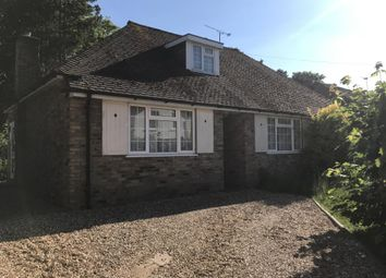 Thumbnail 3 bed detached bungalow to rent in Sunninghill, Berkshire
