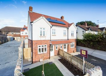 Thumbnail 3 bed semi-detached house for sale in Long Ashton Road, Long Ashton, Bristol