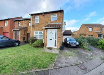 Thumbnail 3 bed end terrace house for sale in Chilcombe Way, Lower Earley, Reading