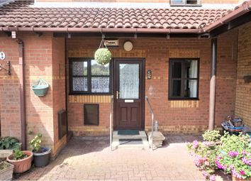 Thumbnail 2 bed flat for sale in Neville Turner Way, Waltham