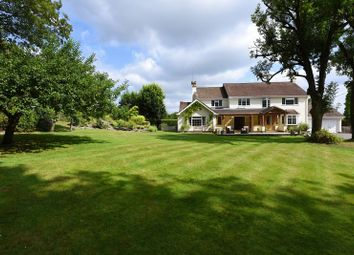 Thumbnail 5 bed detached house to rent in The Dell, Kingsclere, Newbury