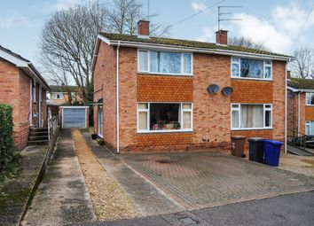 Thumbnail 3 bedroom semi-detached house for sale in Runnymede Green, Bury St. Edmunds