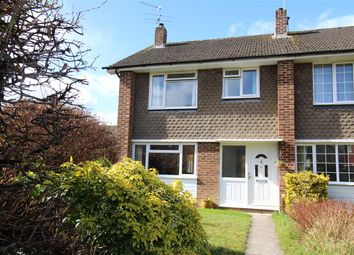 Thumbnail 3 bed end terrace house for sale in Cricket Lea, Lindford, Bordon