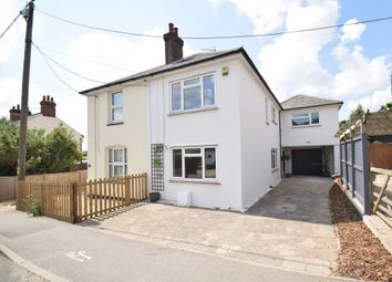 Thumbnail 4 bed semi-detached house to rent in Hazlemere Road, Penn